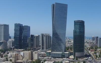 מגדל עזריאלי שרונה, צילום: ויקיפדיה, בשימוש הוגן
